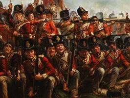 Quatre Bras and Waterloo