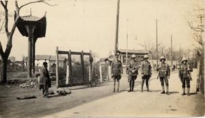 2nd Battalion in Shanghai