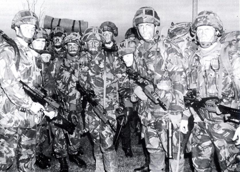Ballykelly Northern Ireland 1988 – 1990