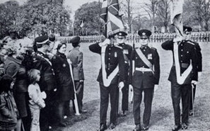 Presentation of New Colours 1976