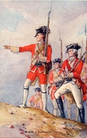 The Creation of the 61st Regiment of Foot