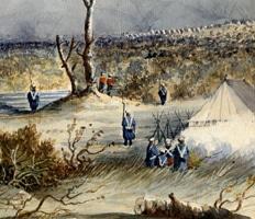 The Battle of Chillianwallah
