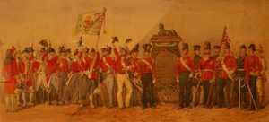 The Gloucestershire Regiment