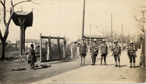 2nd Battalion in Shanghai